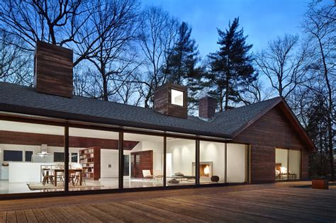how to redesign your home a contemporary redesign for a 1960s house in new york