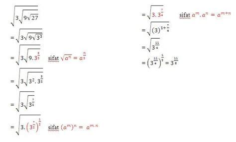 Pocket Pangkat soal dan pembahasan matematika bentuk pangkat dan akar 1