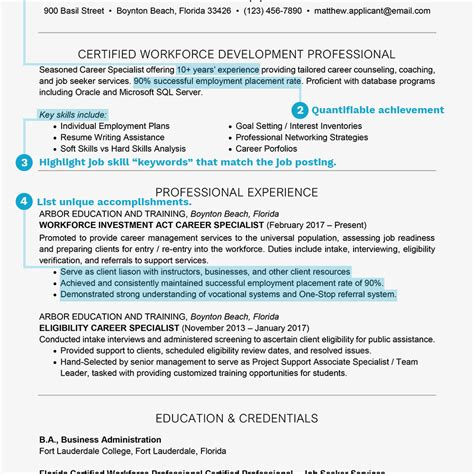 how to write a career summary for resume samples customer of