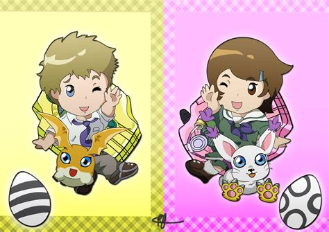 Takari Also Search For Digimon Adventure Tri Petit Takari By Fayrin Kun On Deviantart