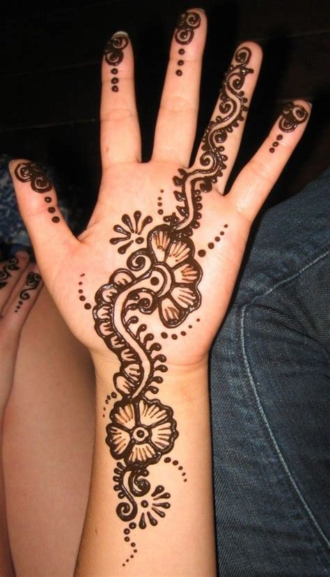 arabic henna design easy simple mehndi designs for hands arabicmehndidesigns