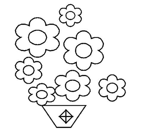 imagenes de rosas faciles para colorear dibujos de flores para colorear dibujosnet share the