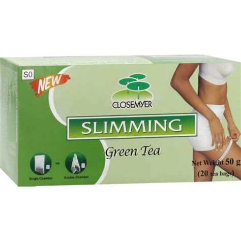 Everslim Tea Slimming 1 closemyer slimming green tea 20 tea bags clicks
