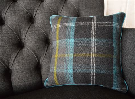 Plain Wool Scatter Cushions Abode Sofas Chesterfield Sofa Cushions