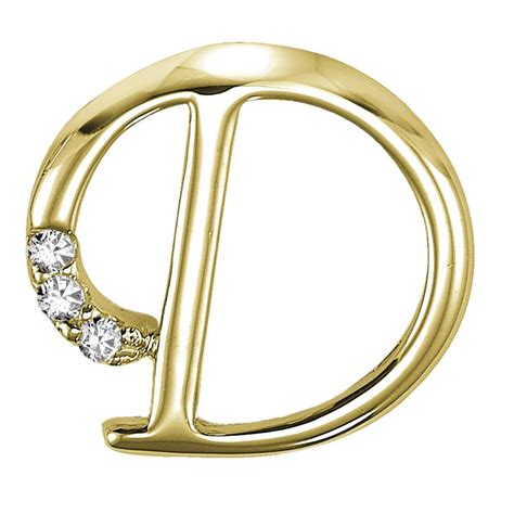 The D A letter d dr
