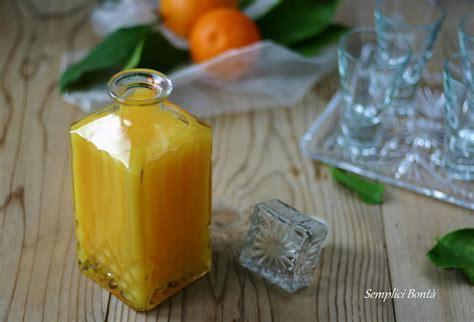 liquori da fare in casa liquore all arancia fatto in casa arancello