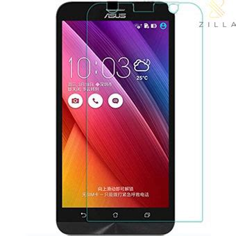 Diamondtempered Glass Zenfone 2 Laser 5inch zilla 2 5d tempered glass curved edge 9h 0 26mm for asus zenfone 2 laser ze550kl 5 5 inch