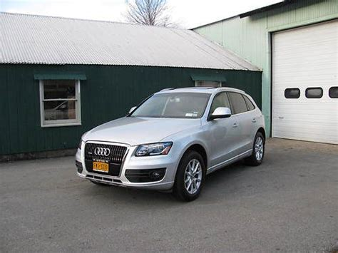 Audi Premium Plus Package by Find Used 2009 Audi Q5 3 2 Premium Plus Package In