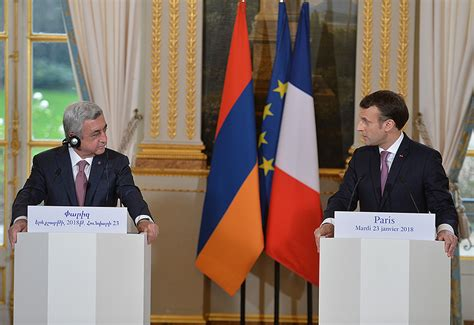 emmanuel macron yerevan french president emmanuel macron vows continued support