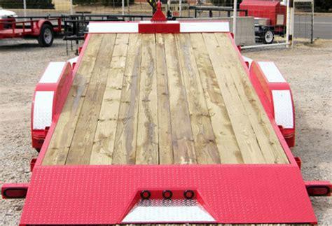 Hardwood Trailer Flooring by Terry S Custom Built Manufacturer Repair Parts Wood