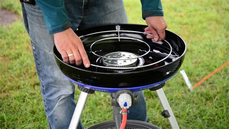 cadac carri chef  combo review   outdoors show