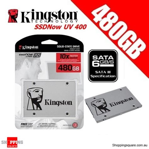 Kingston Ssdnow Uv400 480gb kingston ssdnow uv400 480gb solid state drive ssd 2 5 inch