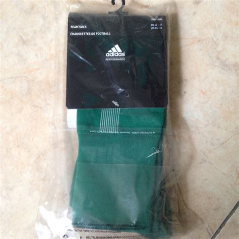 Kaos Kaki Sport 39 45 Jual Kaos Kaki Sepak Bola Futsal Adidas Warna Hijau Size 43 45 Sportsite