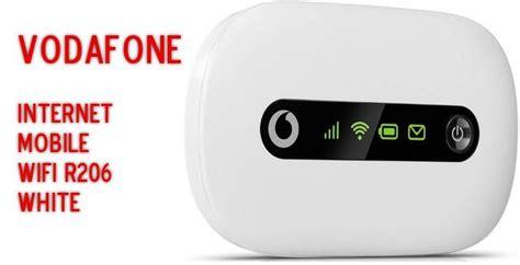 vodafone mobile wifi r206 vodafone modem wifi a 29 con 2 mesi di inclusi