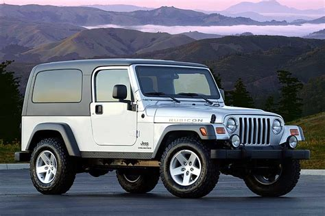 jeep models 2005 2005 jeep wrangler overview cars com