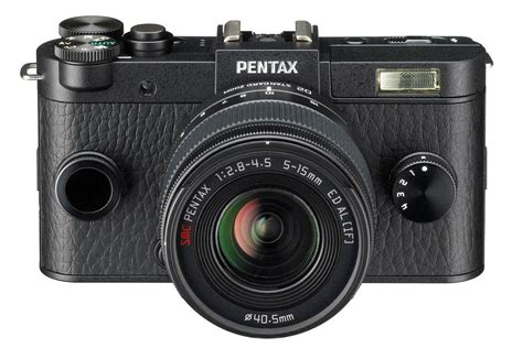 Kamera Pentax Q S1 pentax q s1 claims to be world s smallest mirrorless digital trends