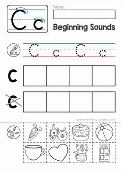 Beginning Sounds Cut And Paste Worksheets by 385 Best Letter Worksheets Images On Preschool