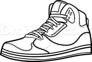 how to draw jordans step by step fashion pop culture