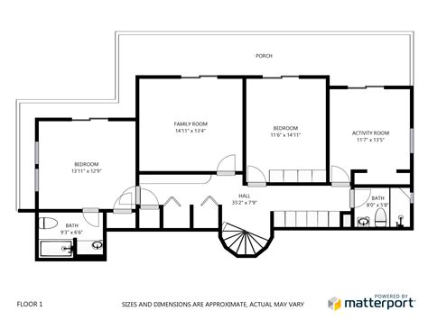 schematic floor plan frequently asked questions about the matterport 3d media