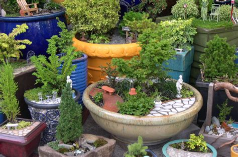 Miniature Gardening 105 Sizing Up Your Miniature Mini Garden Ideas