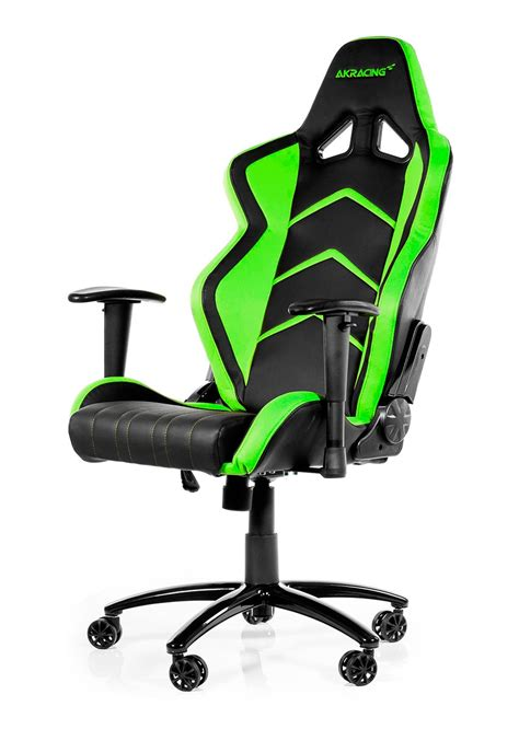 Green Gaming Chair by Elektronikk P 229 Nettet Datamaskin Hjemmekino Mp3