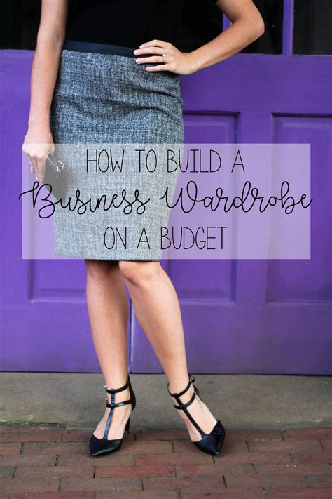 Professional Wardrobe On A Budget by City Soul Southern Follower Traveler