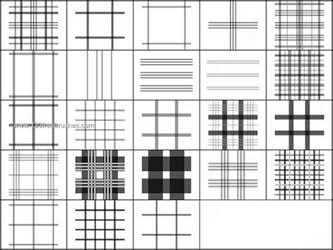 grid pattern photoshop free download plaid line brushes photoshop free photoshop free brushes