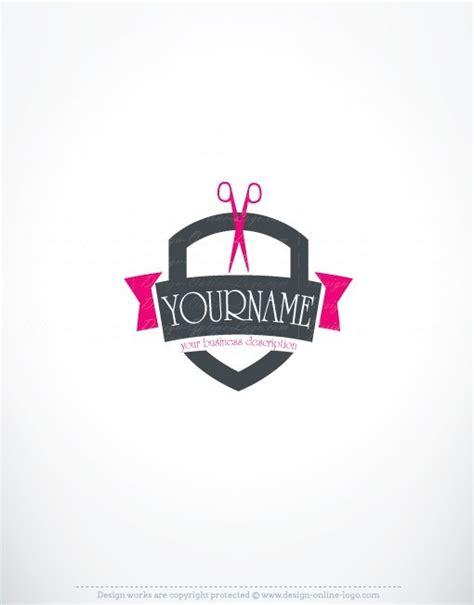 free design shop logo exclusive design clean barber shop logo