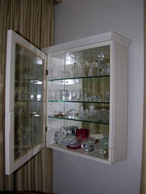 Crystal Display Cabinet   by Don @ LumberJocks.com