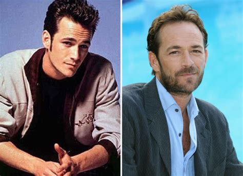 Wheres Luke Perry Now by 1000 Images About Beverly 90210 On Luke