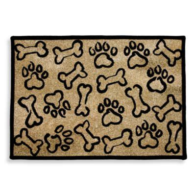 paw print rugs buy paw print rugs from bed bath beyond
