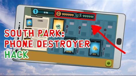 free cell phone service hack android south park phone destroyer hack unlimited coins cheats