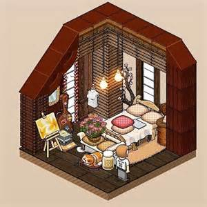 Cute Apartment Bedroom Ideas 1000 images about habbo rooms on pinterest
