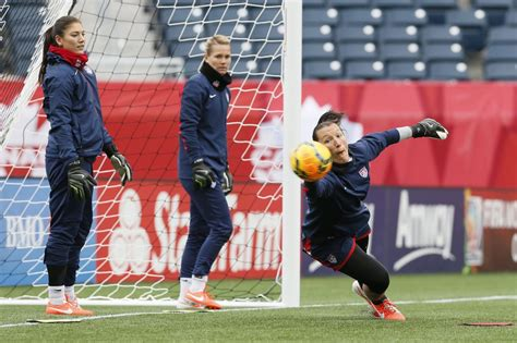 hope solo benched loyden calls for uswnt to bench ex teammate solo