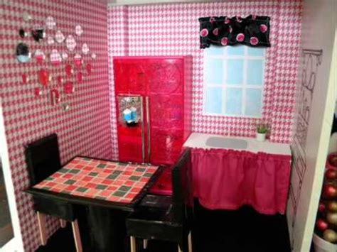 barbie doll house furniture for sale barbie furniture for dollhouse youtube