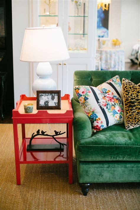 Living Room With Green Velvet Sofa 25 Best Ideas About Green Decor On
