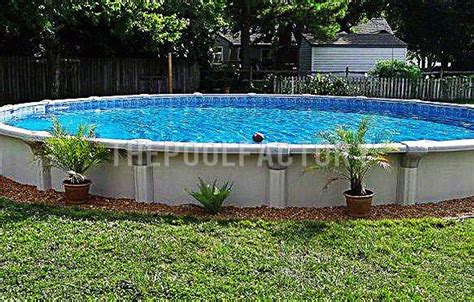 backyard above ground pool landscaping ideas best 25 above ground pool landscaping ideas on pinterest patio ideas above ground