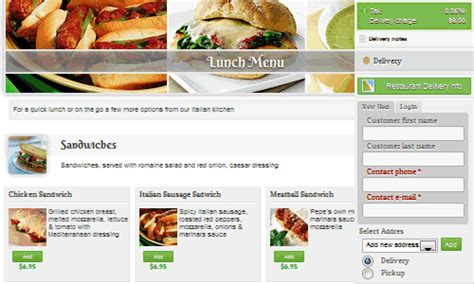 Grubhub Background Check Grubhub Food Delivery Restaurant Takeout Order Food