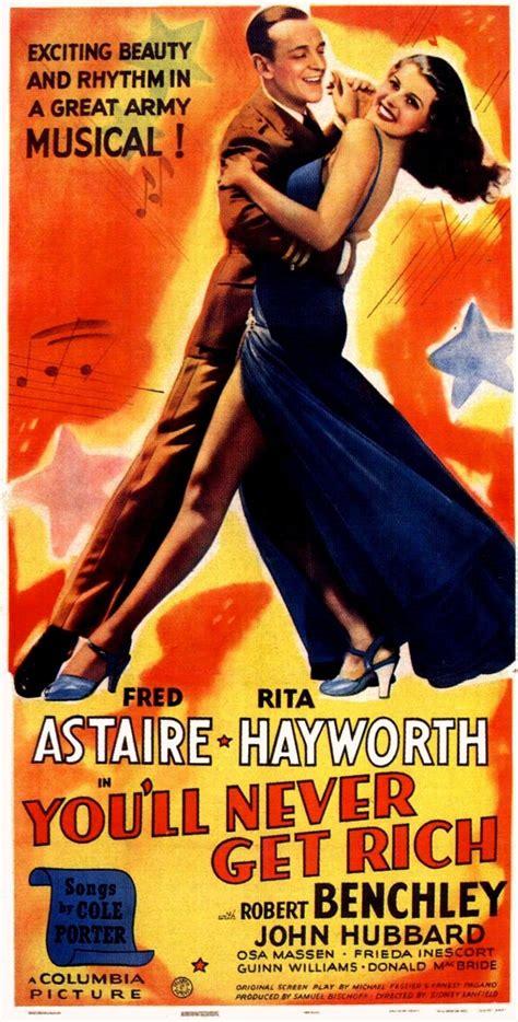 rita hayworth vintage film posters bfi