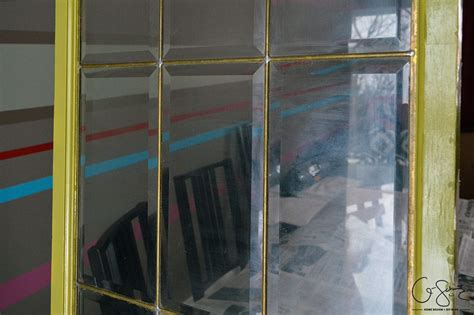 Diy Frosted Glass Windows A Painted Door Madness Method Diy Frosted Glass Door
