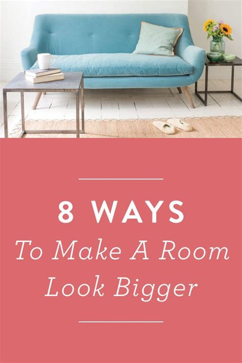 ways to make small rooms look bigger 1000 ideas about make a room on room tour room dividers and small rooms