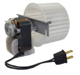 broan bathroom exhaust fan replacement parts broan 162 a 162 b vent fan motor 2650 rpm 1 5 120v