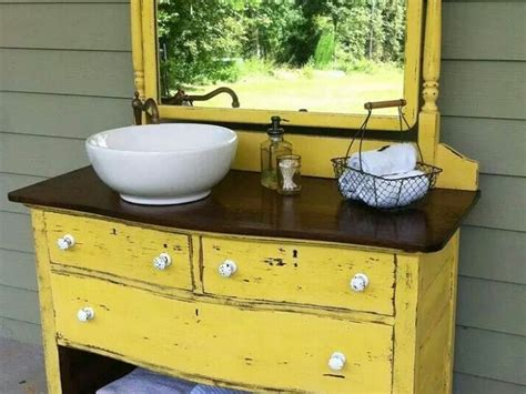 Vanity Out Of Dresser Bathroom Vanities Made Out Of Furniture