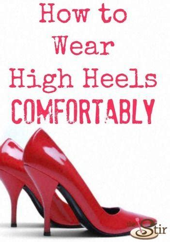 tips on wearing high heels comfortably 5 tricks to wearing high heels without pain trusper