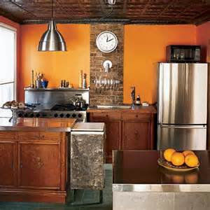 Orange Kitchen Best 25 Burnt Orange Kitchen Ideas On Pinterest Burnt