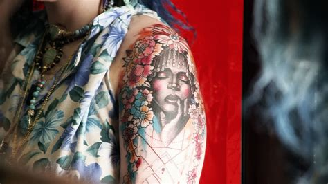 goddess tattoo black ink crew video clip vh1
