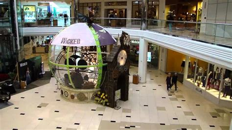 layout of 12 oaks mall visit to the wicked display at twelve oaks mall youtube