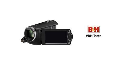 Handycam Panasonic Hc V160 panasonic hc v160 hd camcorder hc v160k b h photo
