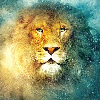 aslan the from narnia aslan from narnia quotes quotesgram