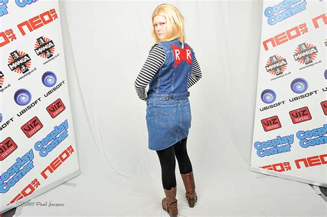 android 18 costume island view costume xiaoqiaorocks android 18